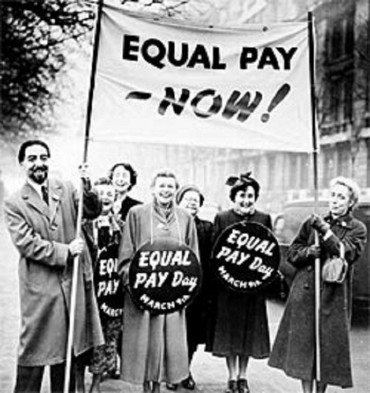 women's equal pay