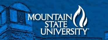 (Mountain State university) Screenshot of Mountain State University