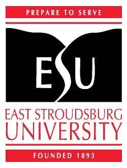 Screenshot of East Stroudsburg University