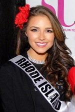 Boston University's Olivia Culpo Wins Miss Universe 2012