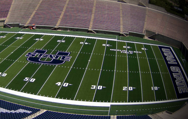 Merlin Olsen Field, Utah State University