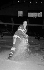 Boston University Retires 'No.6' In Honor of  Coach Jack Parker