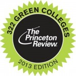 FSU Gets Green College Tag for the 2nd Time from The Princeton Review