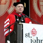 St.John's University President Retires amid Embezzlement Scandal