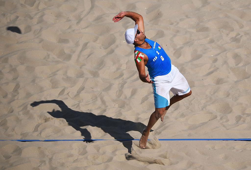 Rio Olympics 2016: Italian Volleyball Player, Mr. Skyball ...