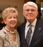 Dr. Milton and Laurie Boniuk