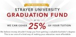 Strayer Introduces Graduation Fund for Committed Students