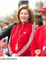 Rutgers' New AD Julie Hermann Meets University's Top Donors to Regain Lost Confidence