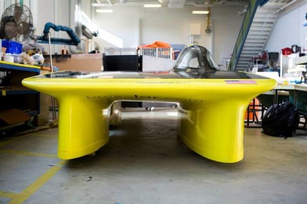 Generation Solar Car