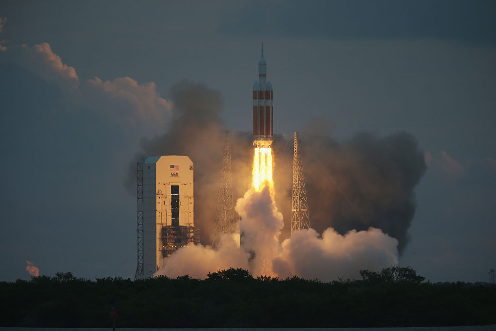 NASA Joins SpaceX And Boeing On The Race To Mars : Academics : University Herald