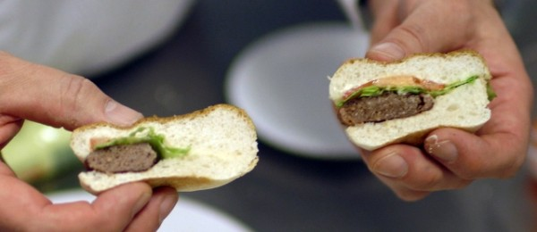 First-ever public tasting of lab-grown Cultured Beef burger
