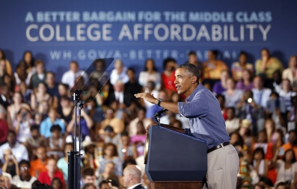 College Affordability - President Obama