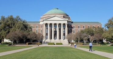 Southern Methodist University - Dallas Hall