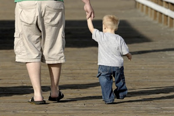 Lower levels of testosterone are linked to greater paternal involvement.