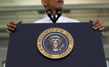 U.S. President Obama delivers remarks on college affordability at the University of Michigan in Ann Arbor