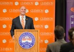 Jim Clements Named New President of Clemson University