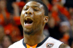 Kevin Durant Gives Oklahoma State's Marcus Smart NBA-Approval After Attending Tuesday Night's Game