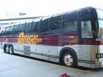 Motor Coaches And Large Buses Required to Have Safety Belts to Reduce Fatalaties and Injuries