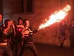 Oxford University Student Brings Flamethrower to Party As Part of an Arcade Fire Costume (PHOTO)