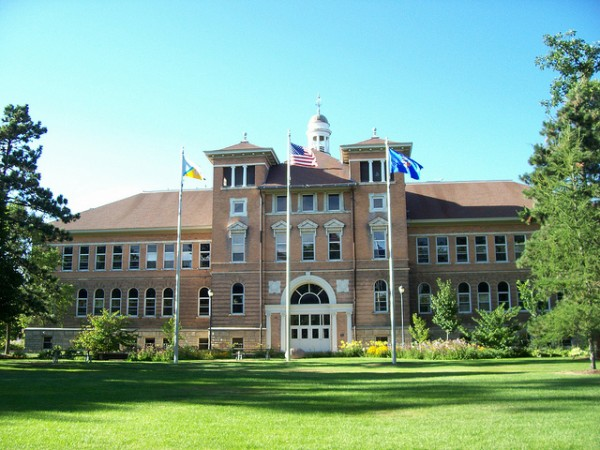 University of Wisconsin-Stevens Point/Old Main Hall