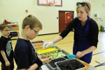 W&L Veggie Brigades Descend on Rockbridge County Schools