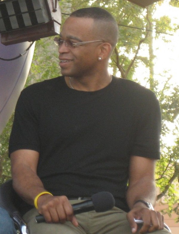 Stuart Scott Continues To Battle Cancer Through Physical And Mental    Stuart Scott Weight Loss