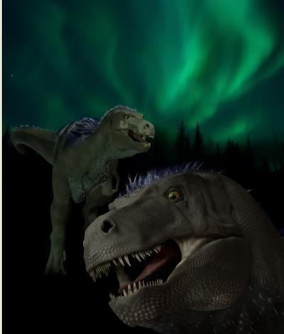 The Pygmy Tyrannosaur, Nanuqsaurus hoglundi