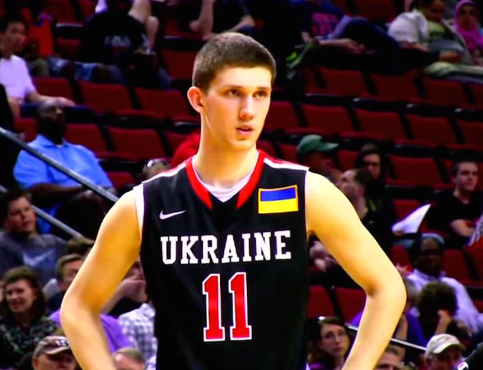 ukraine basketball
