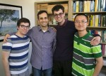 UCLA's student math team defeats 448 others, but who's counting?