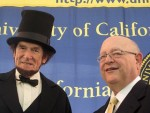 UC and 'President Lincoln' celebrate dawning of public universities