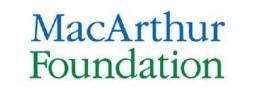 MacArthur Foundation.
