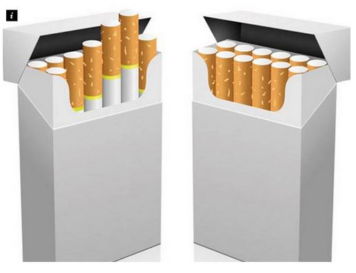 fine for dropping cigarette ends