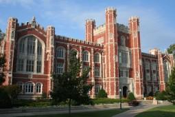 University of Oklahoma - Evans Hall
