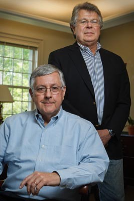 (Rob Mattson) Throughout their decades-long careers, Thomas H. Parker and Joe Paul Case have engaged in hundreds of conversations about the cost of higher education.