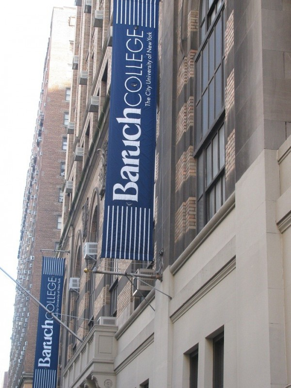 Baruch College, City of New York