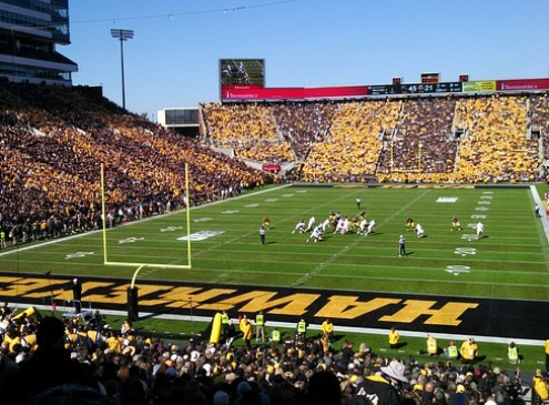 University of Iowa President Bruce Harreld; Could Sports  Revenue Help Uplift Academics?