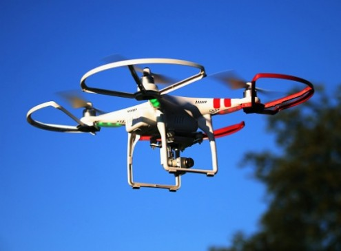 Connecticut Introduces Bill To Weaponize Drones For Law Enforcement [VIDEO]