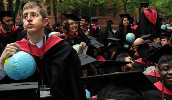 Class Of 2009 Graduates From Harvard University
