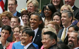 Obama Honors Teacher Of The Year At White House