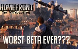"""""""Homefront: The Revolution"""" is finally out and making waves in reviews."""