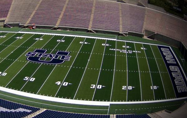 Merlin Olsen Field, Utah State University