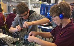 More students are choosing to pursue STEM (Science, Technology, Engineering, and Math) courses.