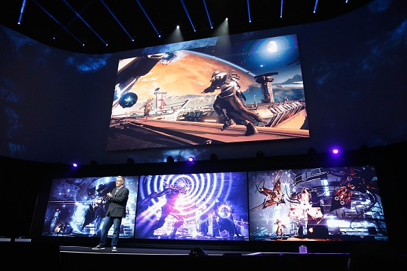 Bungie Reveals new 'Destiny' Expansion 'Rise of Iron'