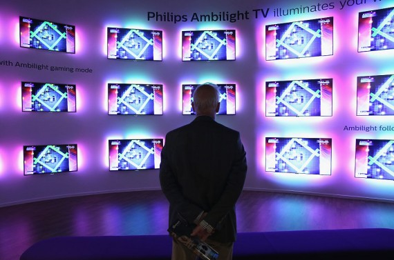 Phillips at Consumer and Electronic Fair