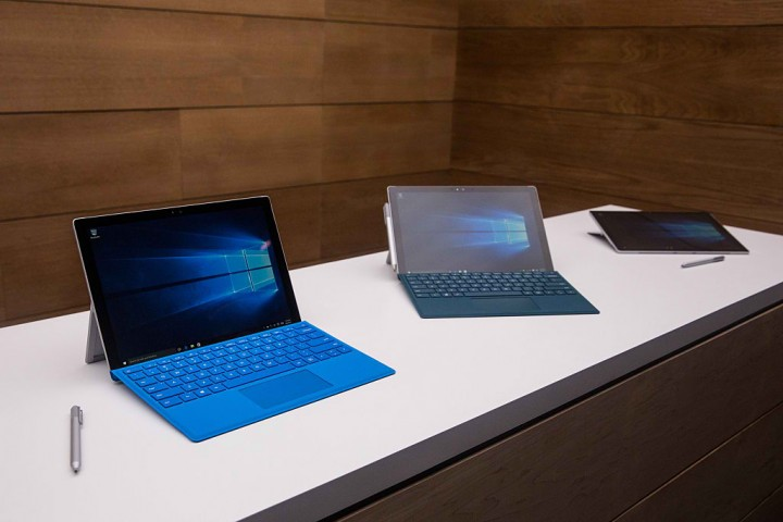 ENTERPRISE HARDWARE Microsoft Mocking Apple with Surface to MacBooks Comparisons