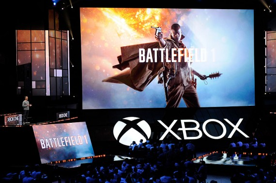 """Battlefield 1"" has been praised for its visuals and sprawling battles."