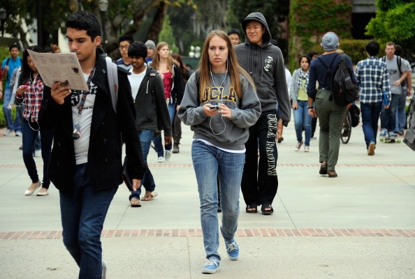 A large number of California students are hungry while thousands of them are homeless.