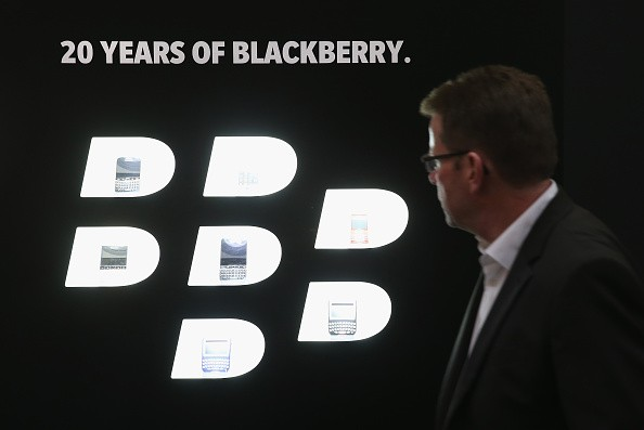 BlackBerry's Mid-Range Smartphones to Be Detailed in July: CEO