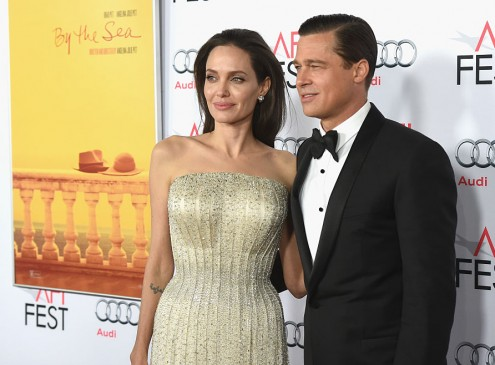 Angelina Jolie Fakes Relationship Status with Brad Pitt While Celebrating Their Twins' Birthday?