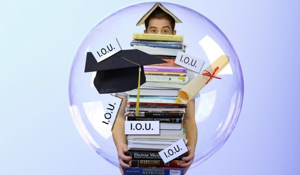 The reality of Higher Education Student Loans has been described by many as bittersweet.